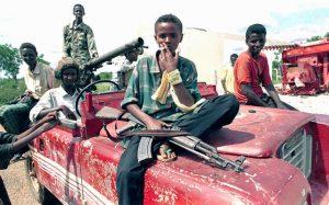young somali